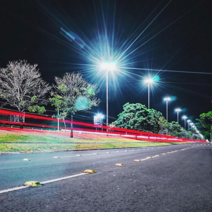 Опоры гранёные конической формы — важный элемент уличного освещения