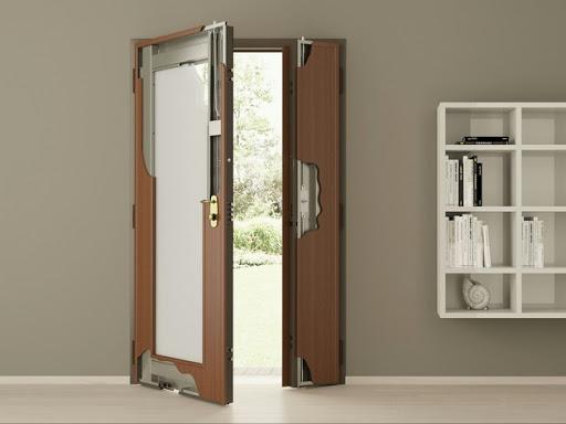 Двери: предназначение и типы