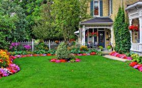 Как создать викторианскую атмосферу в своем саду