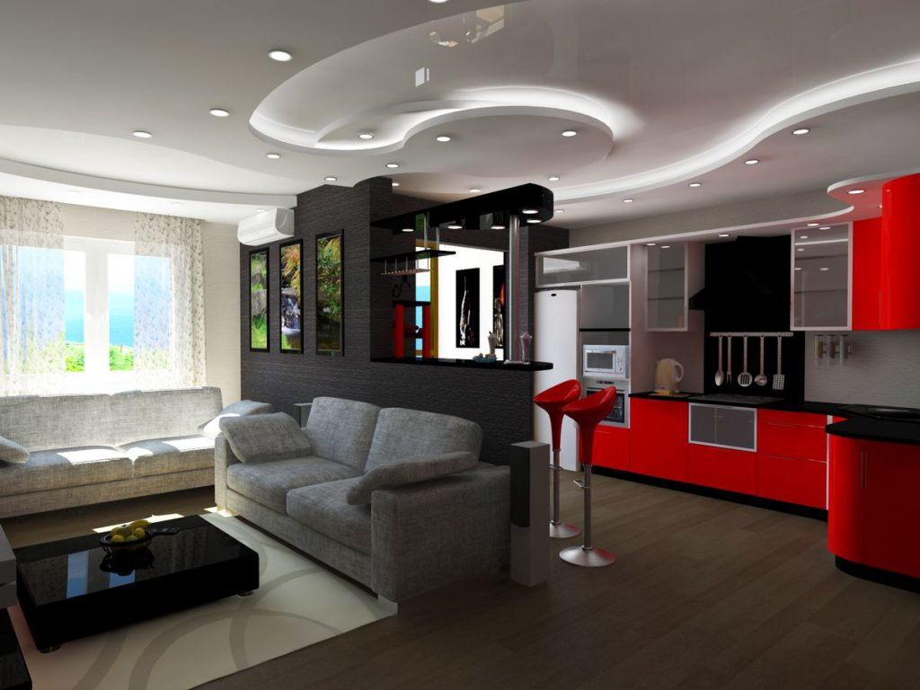 Квартиры студии — историческое решение