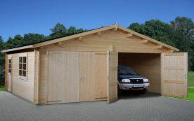 Каркасный гараж: плюсы и минусы