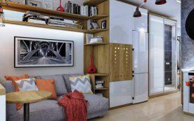 Лучший дизайн-проекты интерьера маленьких квартир