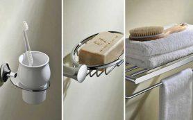 Важные мелочи для ванной комнаты