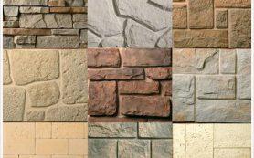Отделка дверных проемов декоративным камнем