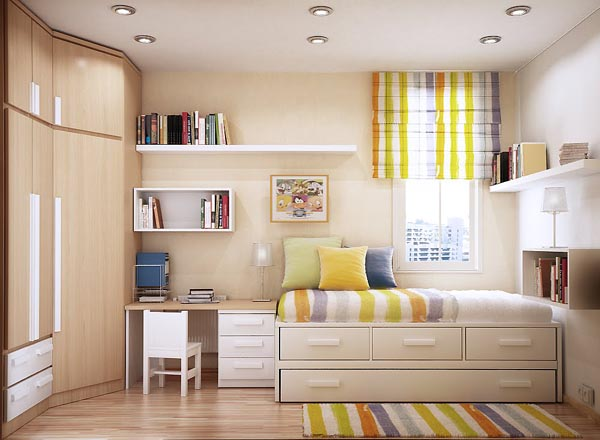 Шкаф-кровать для вашего малыша