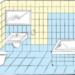 Технология проведения гидроизоляционных работ ванной комнаты
