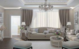 10 особенностей оформления гостиной