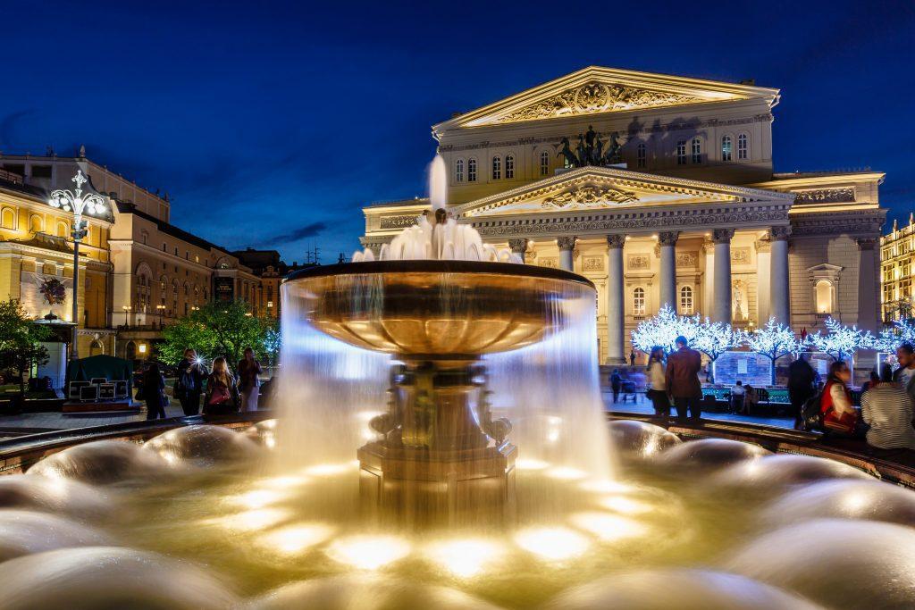 Краткое знакомство с Москвой: быстрые туристические маршруты