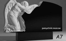 Стильные европейские памятники на могилу