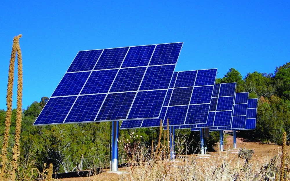 Системы креплений для солнечных батарей