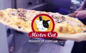 Заказать пиццу в Киеве у «Мистер Кэт»