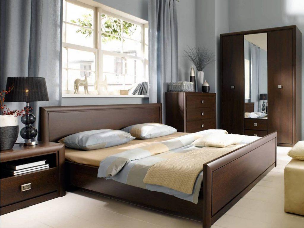 Идеи украшения современной спальни