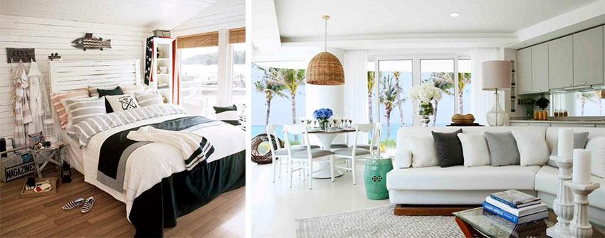 Море у вас в гостях. Как создать морской стиль в вашем доме