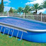 Собственный бассейн – внутри и снаружи