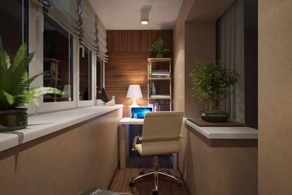 Балкон – дополнительное пространство в вашей квартире
