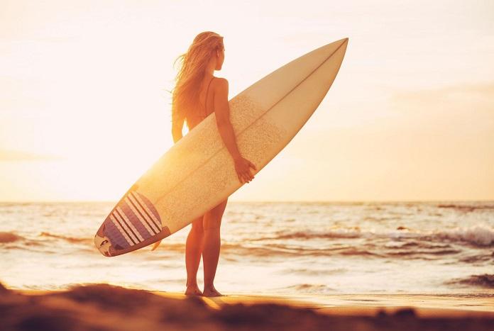 Лучшие места для занятия серфингом