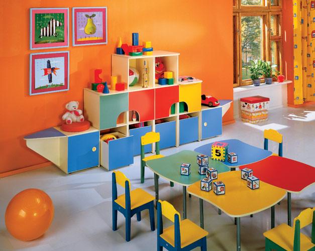 Какая мебель нужна для группы в детский сад