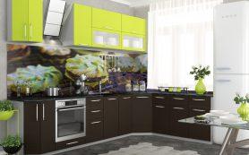 Модные идеи в дизайне кухонного гарнитура