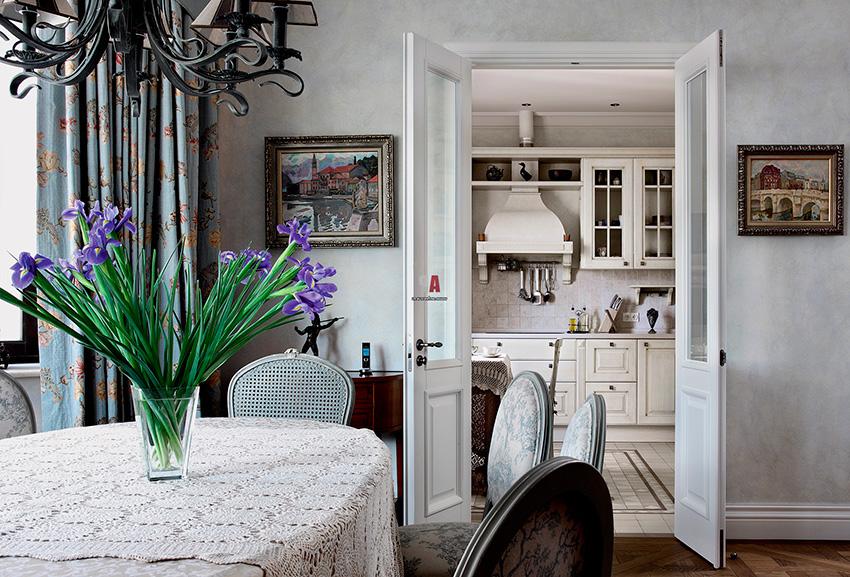 Как красиво оформить интерьер с низким потолком