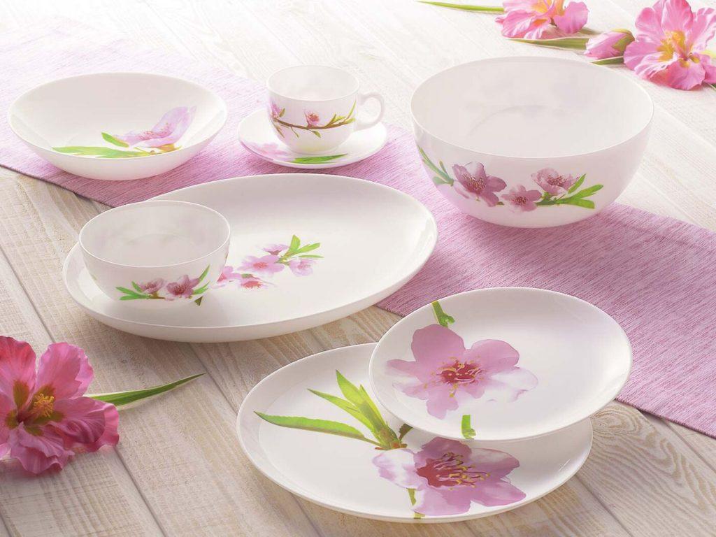 Элитные тарелки из Франции от компании Luminarc