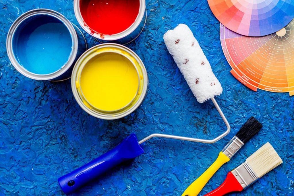 Выбираем высококлассную краску
