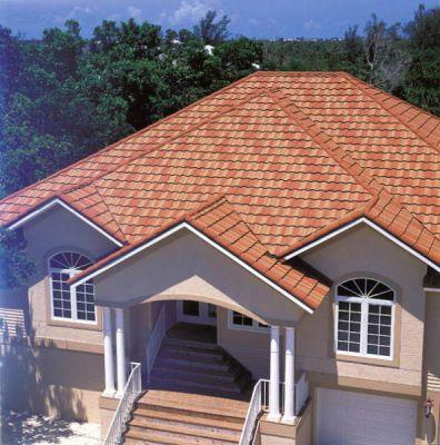 Современная крыша