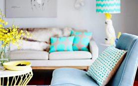 7 правил из мира моды, которые можно применить для гостиной