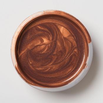 Особенности и преимущества бронзовой порошковой краски