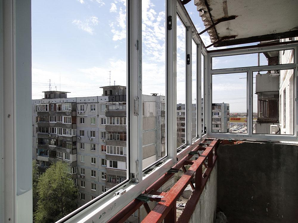 «Максимус Окна»: профессиональное остекление балконов