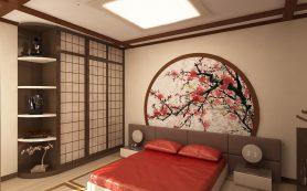 Спальня в японском стиле: идеальное место отдыха