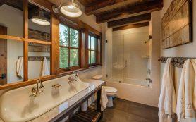 Где держать полотенца в ванной