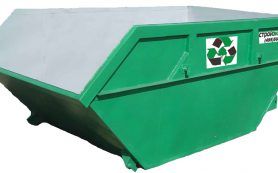 Преимущества использования бункера для утилизации строительного мусора