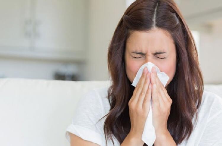 Аллергическая реакция из-за искусственных утеплителей
