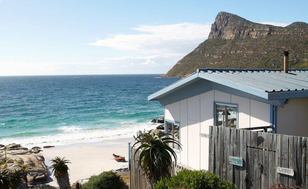 Философия жизни и интерьер дома у берегов Южной Африки: идеи для вдохновения