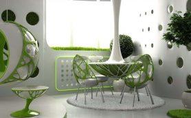 Органический дизайн в действии