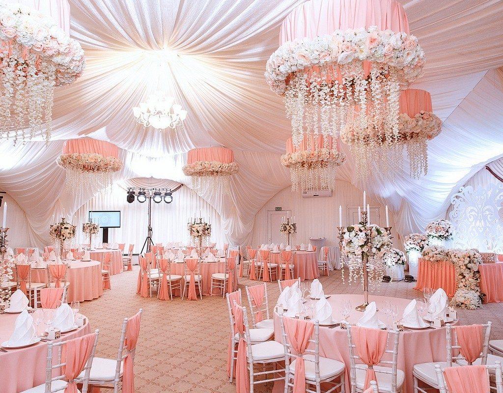 Выбираем ресторан для свадебной церемонии