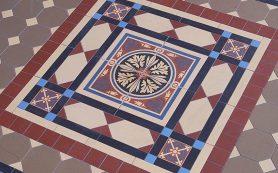 Метлахская плитка: материал с историей