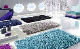 Коврики для ванны и туалета: какими бывают и как правильно подобрать?