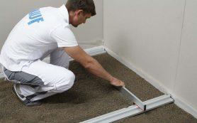 Насыпные полы в квартире: универсальное решение для ремонта