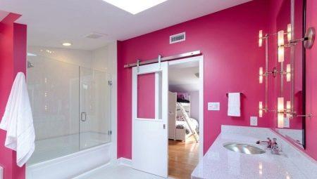 Все о стеклянных шторах для ванны