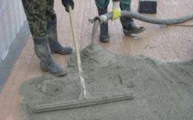 Защита поверхности бетонного пола
