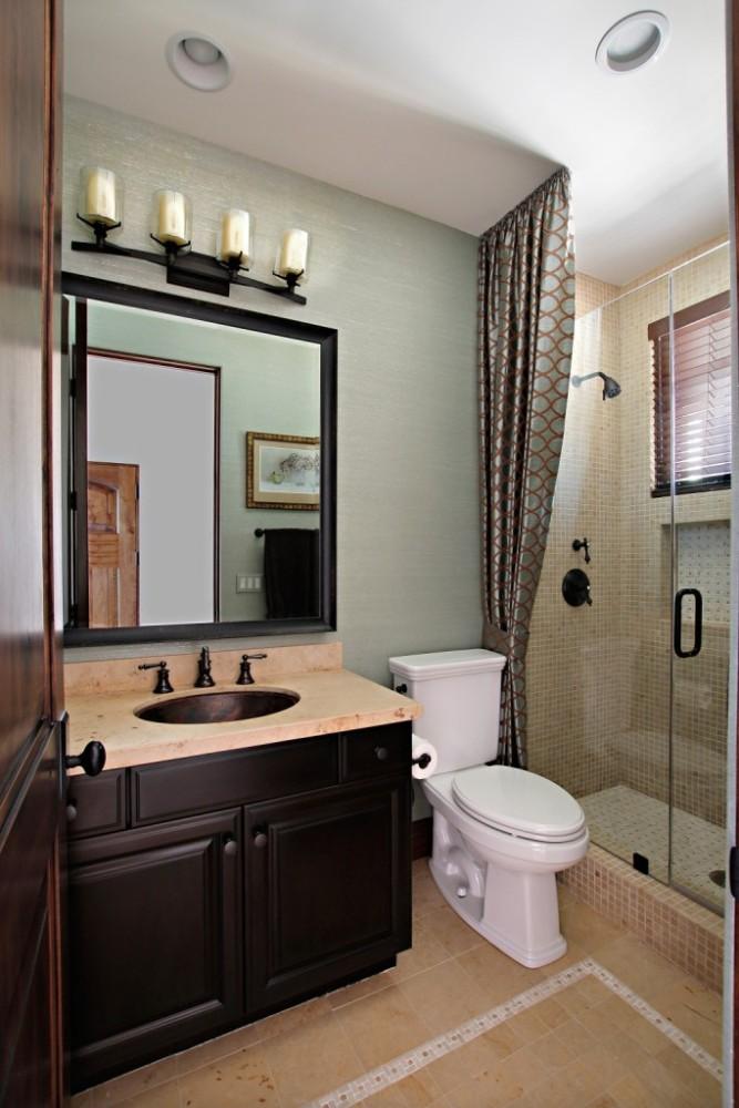 Дизайн ванной комнаты с душевой кабиной: лучшие идеи для ванной