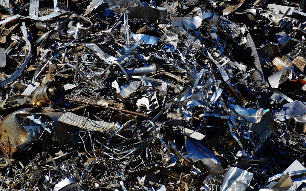 Приём чёрных и цветных металлов от компании «Сагамет»