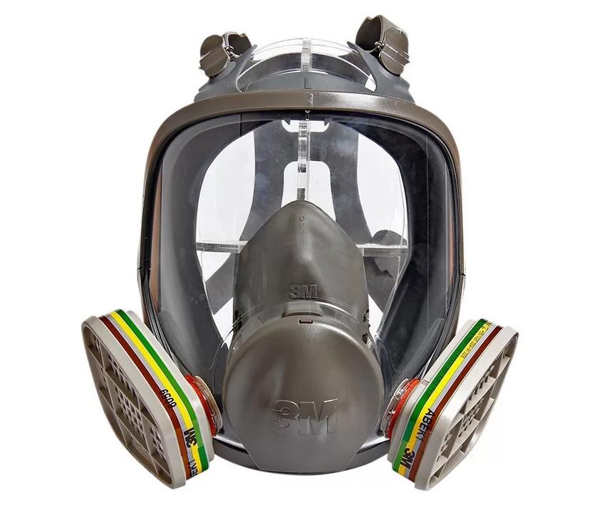 Выбираем полнолицевую маску 3М