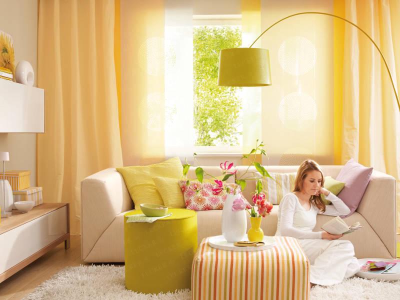 Как цвет комнаты меняет настроение: научно обоснованные советы по декору
