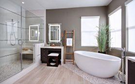 За стеклом: 5 советов по применению стекла в ванной комнате