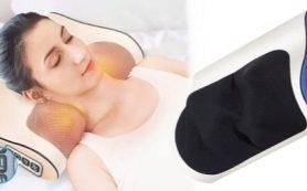 Массажные подушки с подогревом
