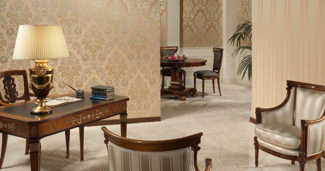 Обои в комнату в современном стиле — красивое и стильное оформление стен
