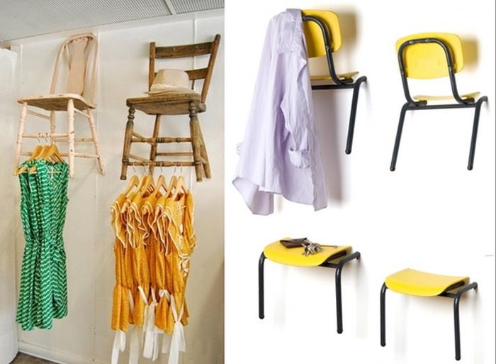 Как можно обустроить гардероб в небольшой квартире: идеи и примеры