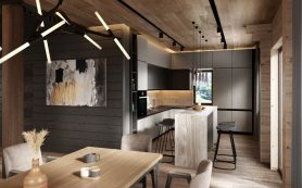 Удобная кухня: правильно располагаем мебель